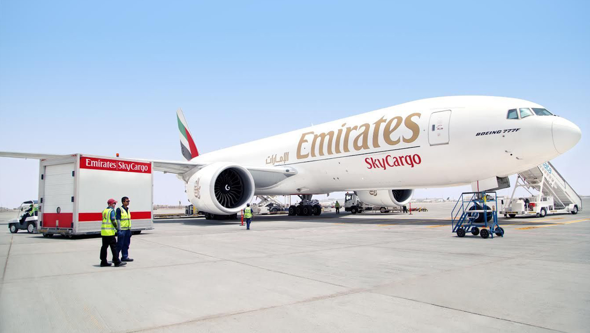 10,000 Flights in 3 Months |  Emirates SkyCargo Keeps The World Connected