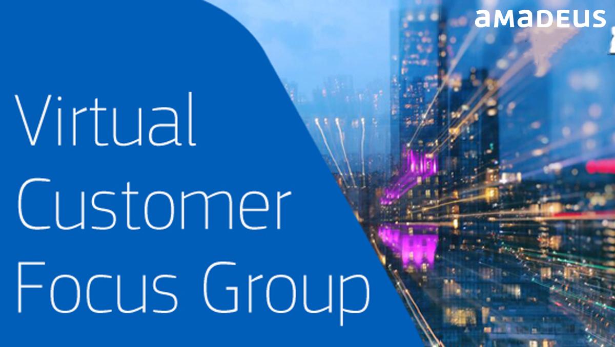 Amadeus-Pakistan Conducts | Virtual Customer Focus Group