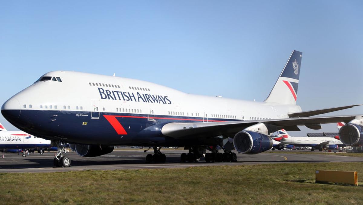Boeing 747 | British Airways to Retire The whole Fleet