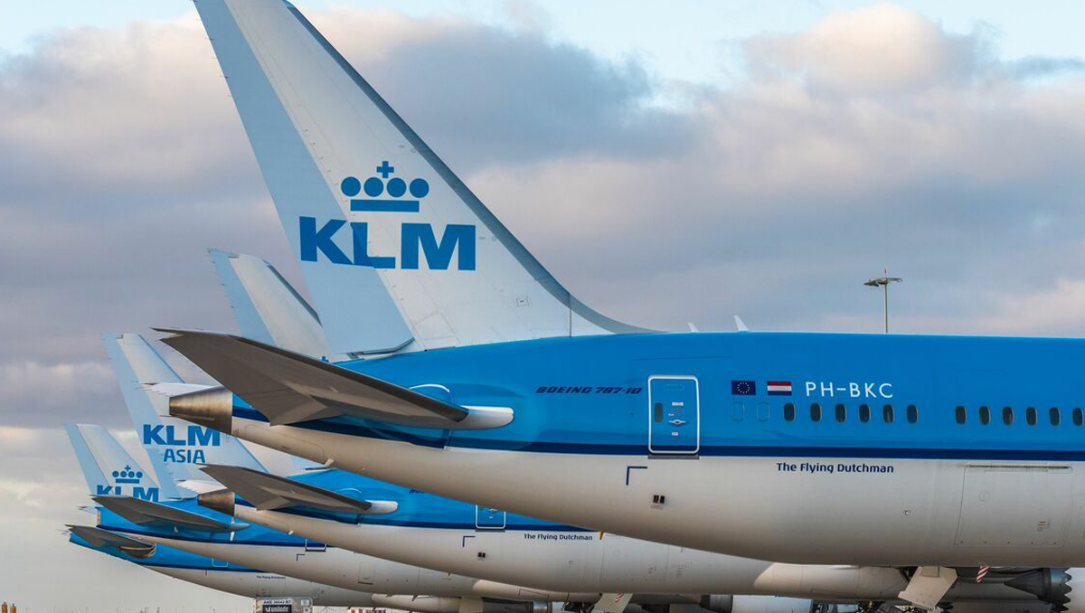 EU Approves | $3.8bn Liquidity Package To KLM