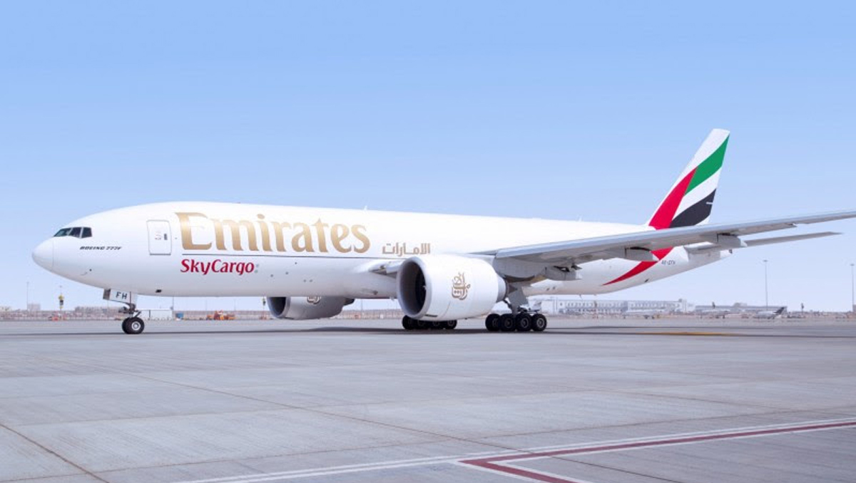 Emirates SkyCargo expands   Cargo Connectivity to 100 Destinations