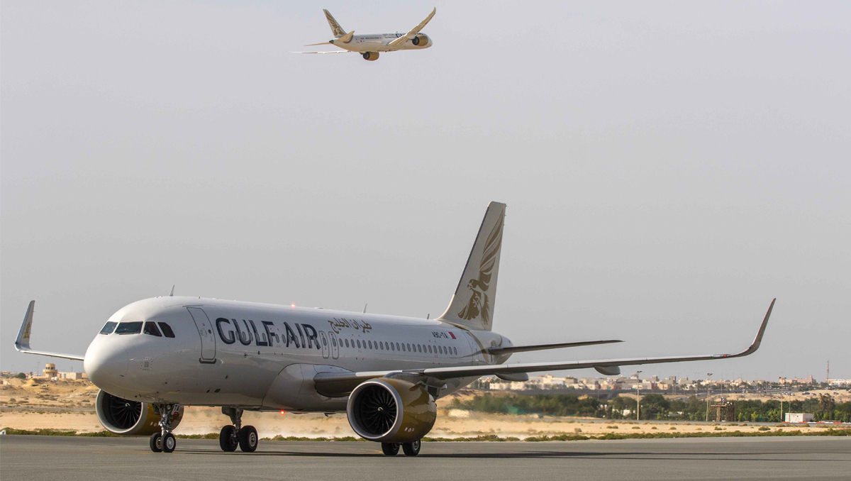 Gulf Air Resumes | Direct Flights To And From Athens And Cairo