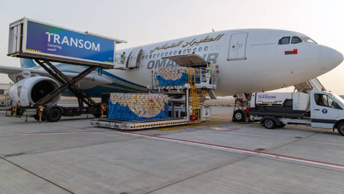 Highest-Ever Cargo Load |   Oman Air Delivers To Serve The Sultanate