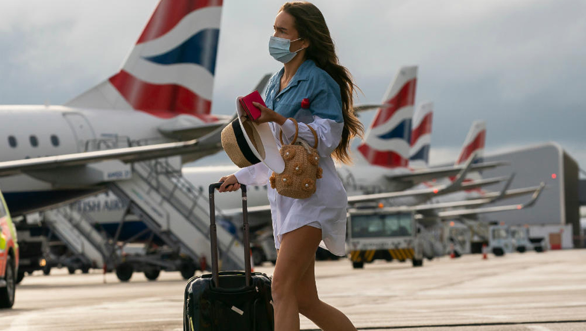 London City Resumes |   International Flights As Quarantine Lifts