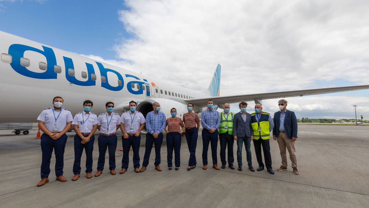 Reaching 24 Destinations |  flydubai Arrives in Kyiv