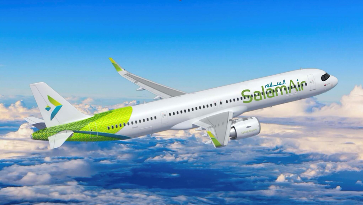 SalamAir To Operate |   Several Flights to Pakistan