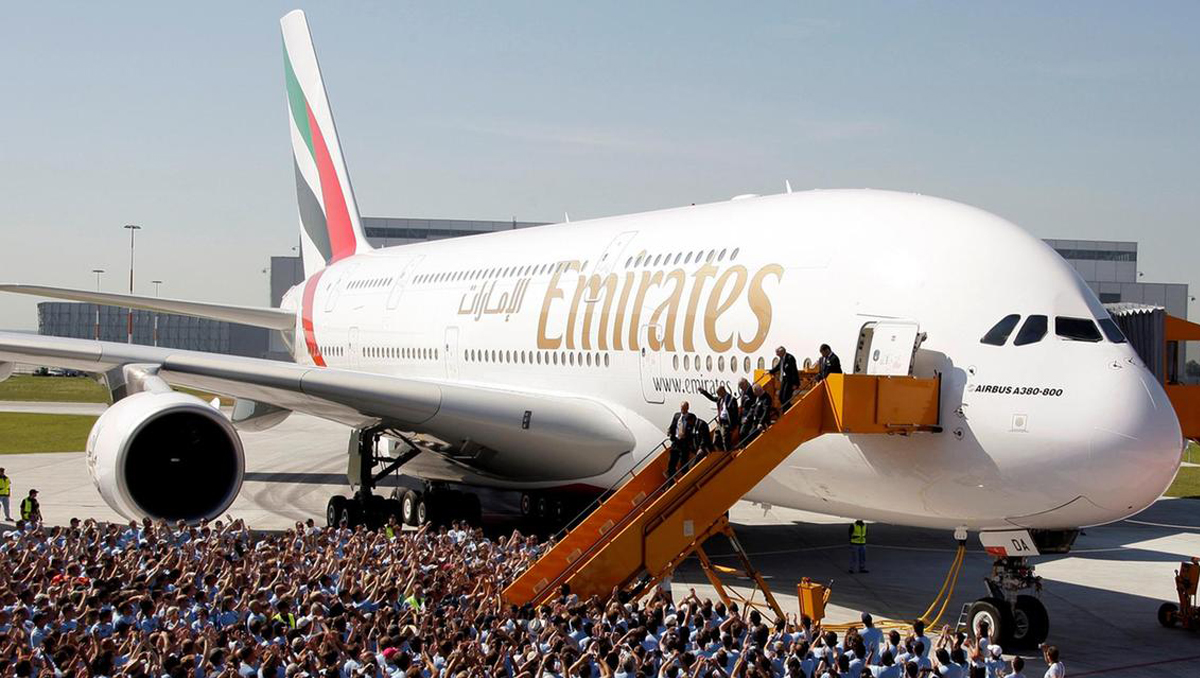 Emirates To Deploy | Superjumbo A380 On Guangzhou Route