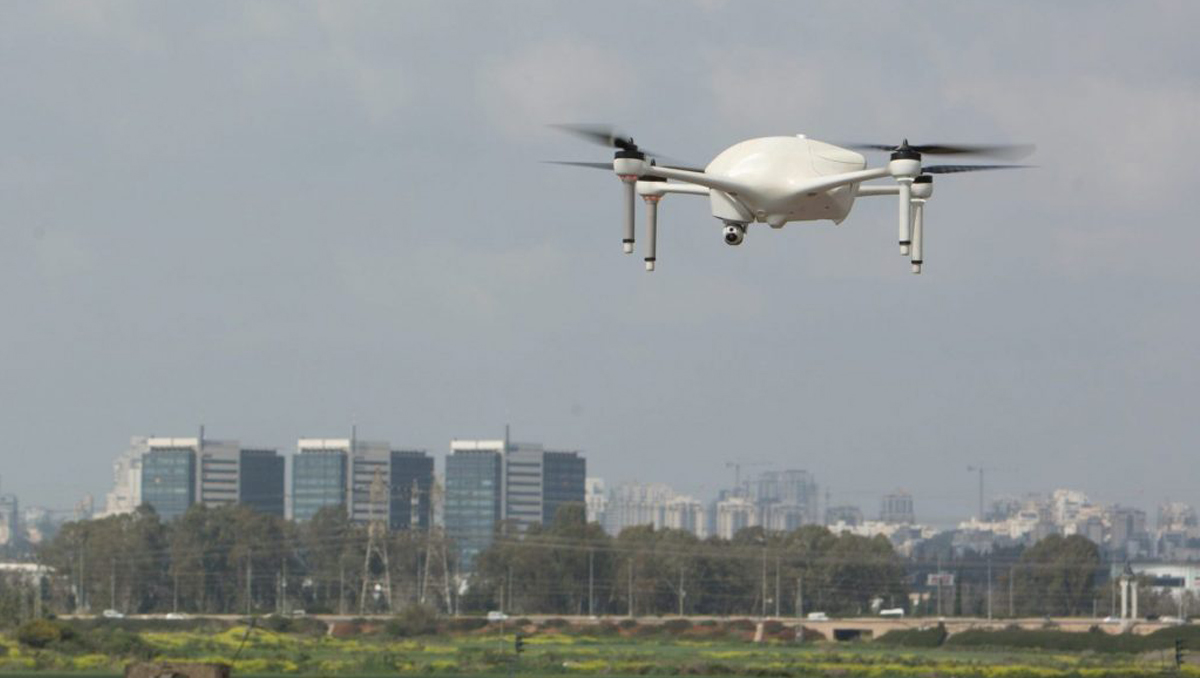 Monitoring Social Distancing | Singapore Deploys Drones