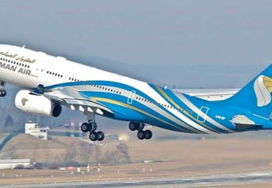 Oman Air, Bank Muscat Launch | Platinium Co-Branded Credit Card