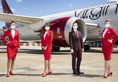 Virgin Atlantic Seeks |   Bankruptcy Protection