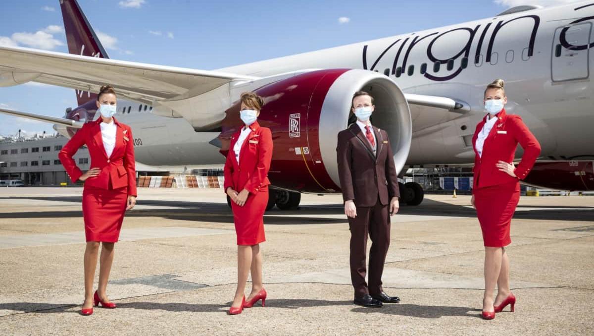 Virgin Atlantic Seeks     Bankruptcy Protection
