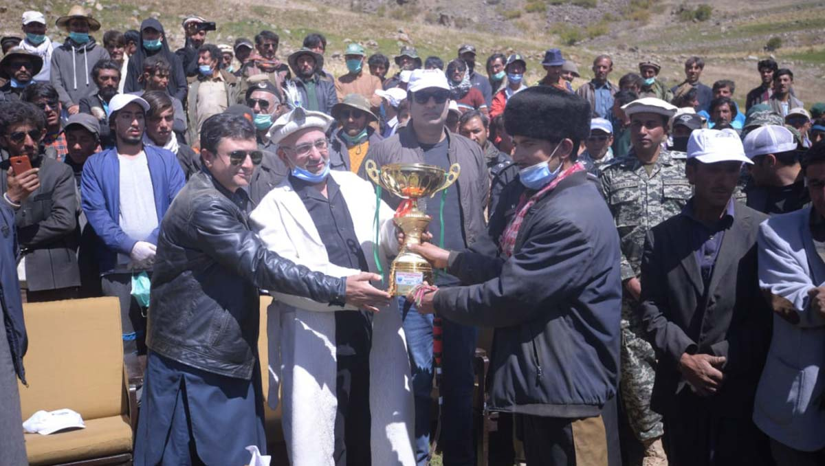 2-Day Broghil Festival Ends |   Foreign & Domestic Tourists Enjoy Traditional Games, Music & Foods