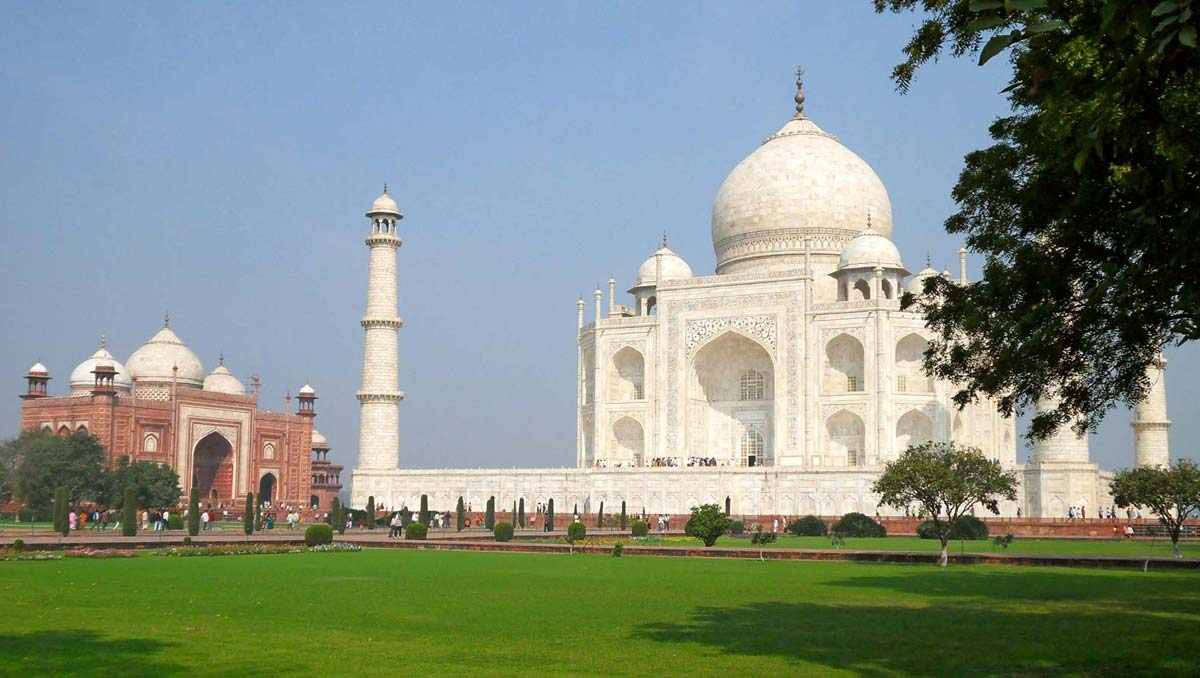 Approx 90K COVID Cases Daily | India Reopens Taj Mahal, Agra Fort