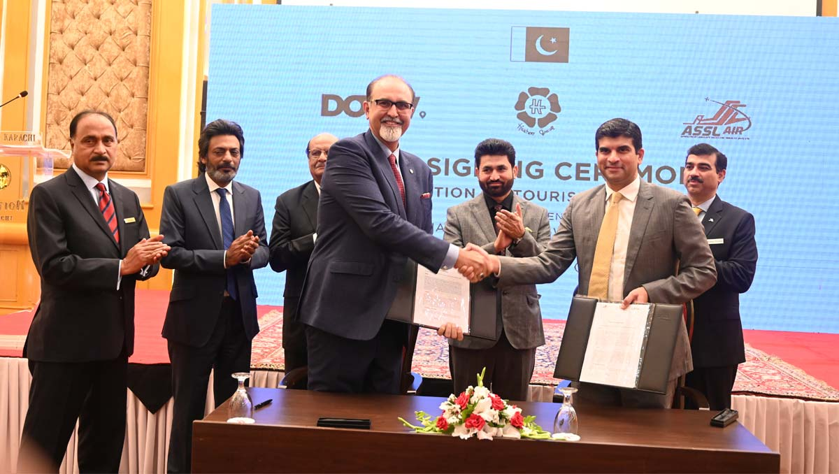 Emerging Unique Tourists Destination | Hashoo and ASSL Sign MoU to Promote Gwadar