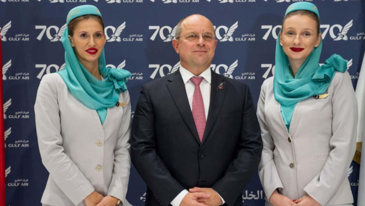 Gulf Air CEO   Krešimir Kučko Steps Down