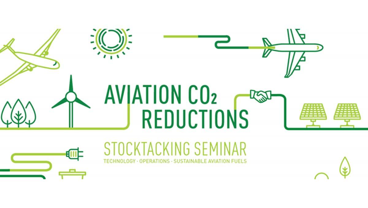 Massive Turnout   Aviation Seniors Discuss CO2 Emissions Reduction