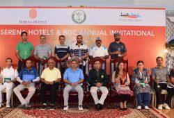 Serena And RGC Organise | Invitational Golf Tournament