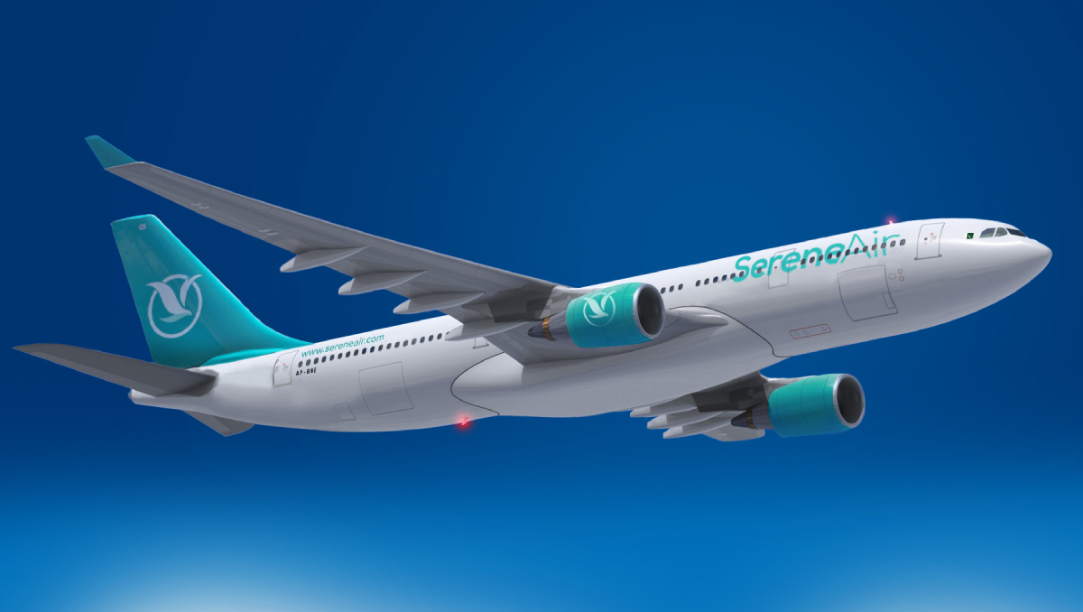 SereneAir On Way Up | Welcomes Airbus A330 To Its Fleet