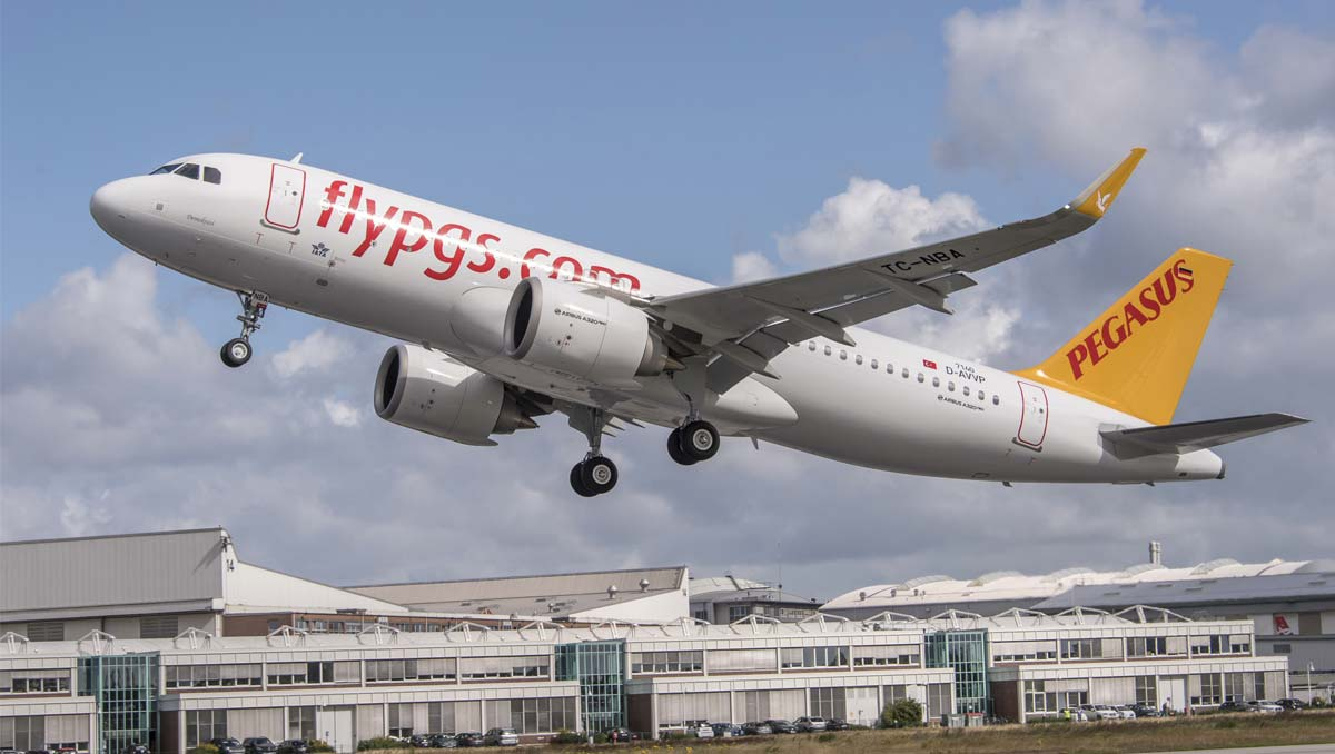 Turkey's First Budget Airline | Pegasus To Commence Karachi Operations from Sept 25
