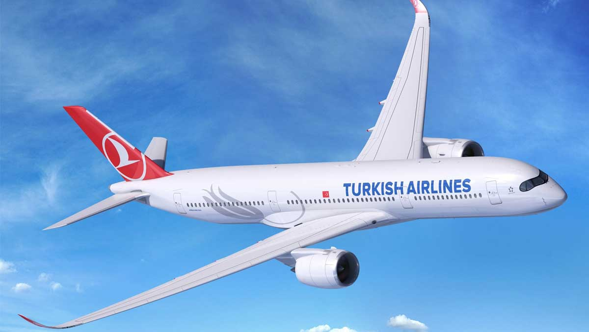 Turkish Airlines Resumes |   Flights to More Locations, Including Iran