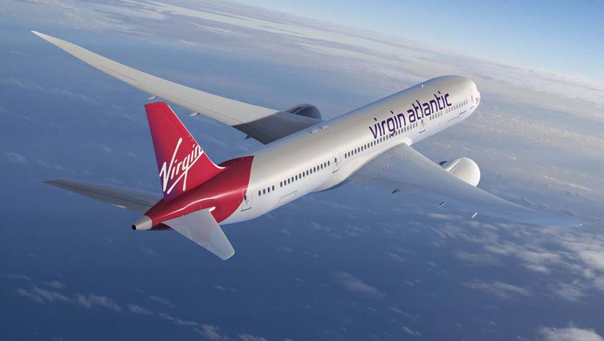 Virgin Atlantic Flights | Go on Sale Now from Pakistan