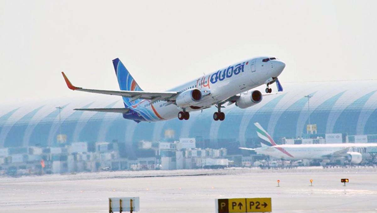 flydubai Offers | Free Global Cover For Covid-19