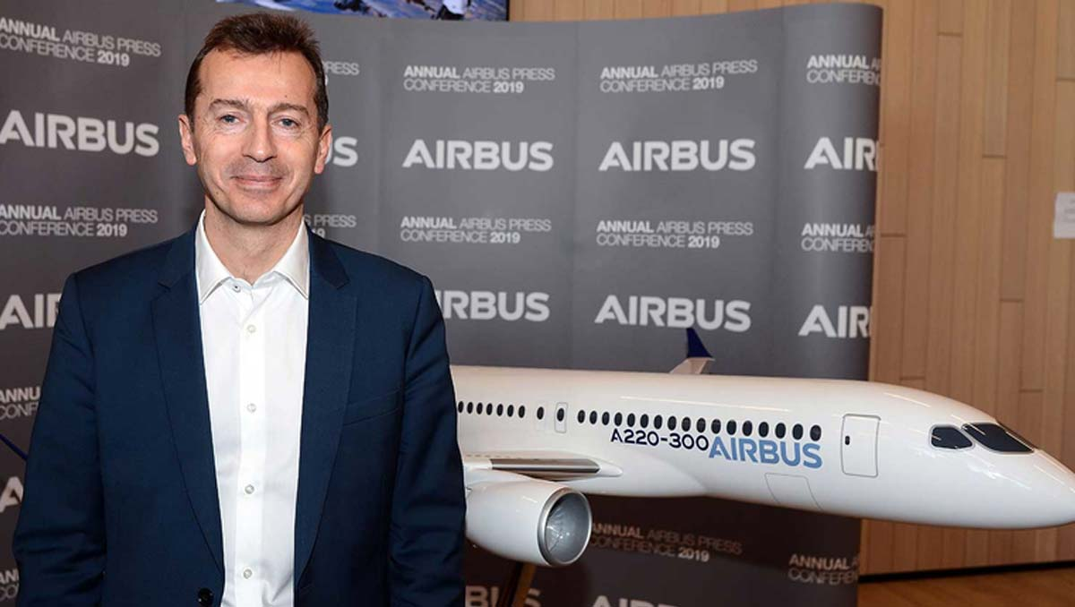 Accepting the New Conditions | Travellers Ready to Fly Again Airbus CEO
