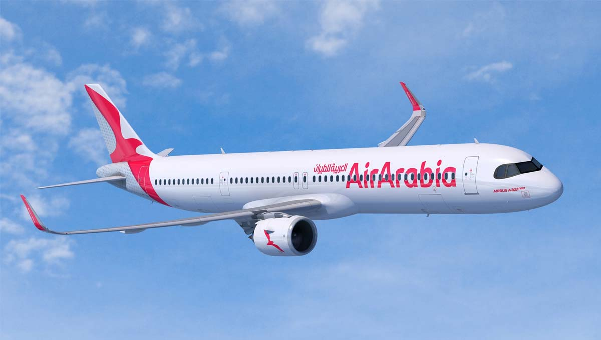 Air Arabia Restarts   RAK Flights to Pakistan, Bangladesh & Egypt