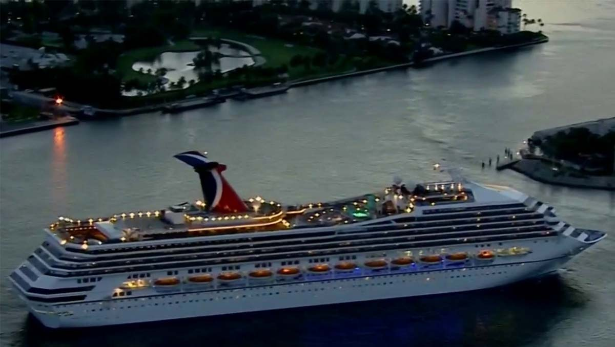 Carnival Cruise Line Cancels | November Sailings From Florida