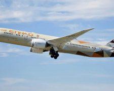 Etihad Makes History   First GCC Passenger Flight To Israel On Oct 19