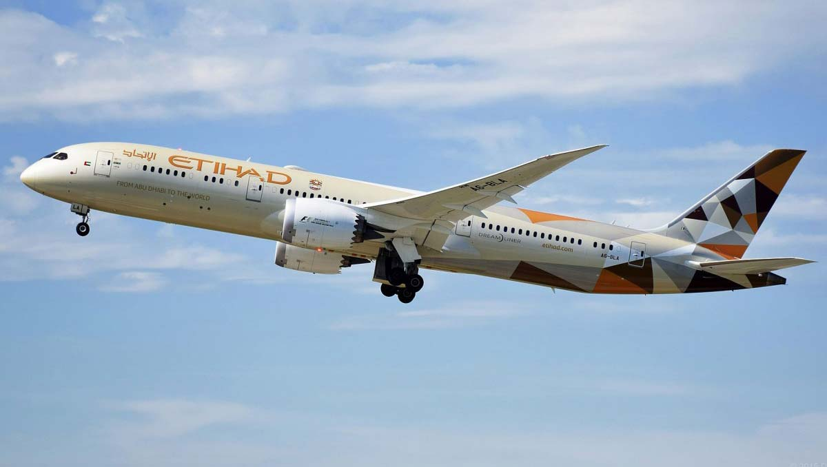 Etihad Makes History | First GCC Passenger Flight To Israel On Oct 19