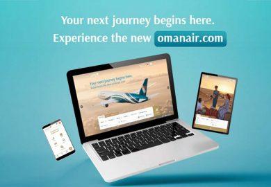 Oman Air debuts | The New, Enhanced Omanair.com