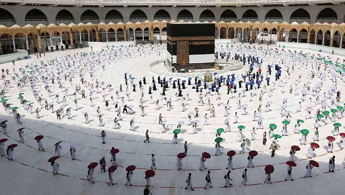 Second Phase of Umrah     Management Starts Gradual Resumption